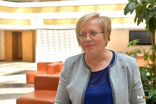 Татьяна Мерзлякова хочет, чтобы в первую очередь выслушали пожелания обычных людей