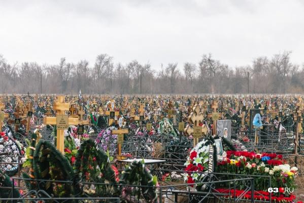 «Крематорий Самаре нужен потому, что на кладбищах кончаются места для захоронений», — говорят чиновники