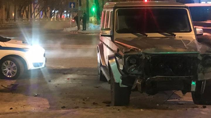 Две женщины пострадали в ДТП на улице Льва Толстого