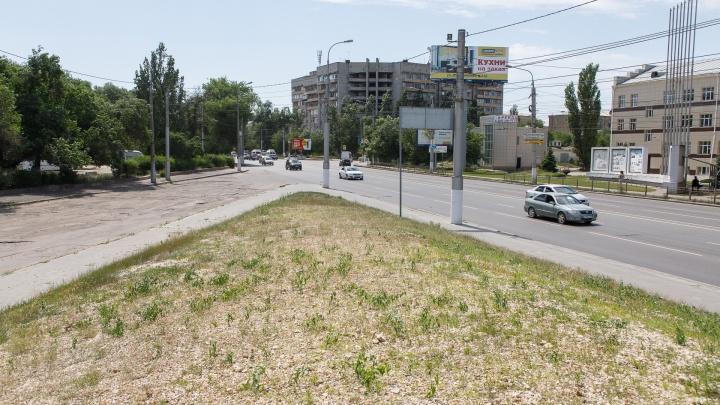 «По просьбе бизнесмена»: в Волгограде парк у Тракторного завода отдали под застройку