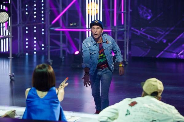 Сергей Бахтин, участник шоу «Танцы на ТНТ»