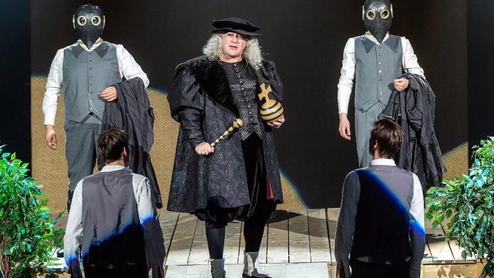 Два спектакля красноярских театров получили «Золотую Маску»