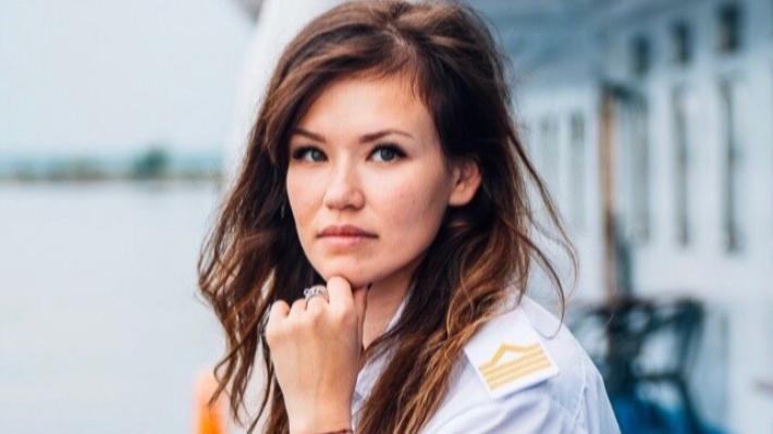 Люба рулит! Как журналистка из Перми вспомнила про детскую мечту и пошла на флот