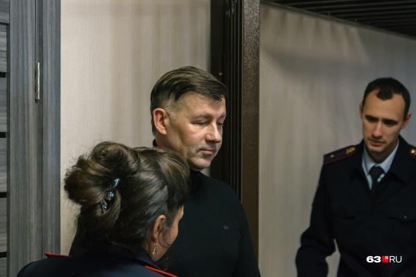 Дмитрий Сазонов уже больше года находится в СИЗО
