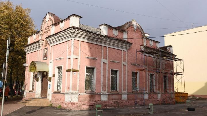 Мэрия Ярославля отдаст РПЦ часть здания у Красной площади