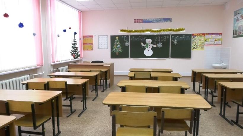 ВКемерове кНовому году отремонтировали школу