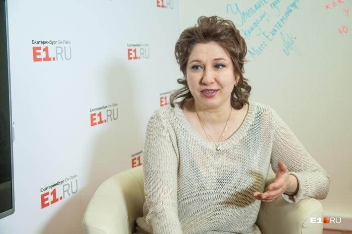 Анна Яковлева за 150 тысяч готова научить, как найти мужа или жену
