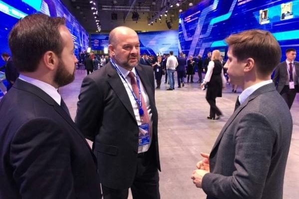 Игорь Орлов в январе заявил, что до 2020 года он «точно с нами»