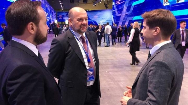 В «Единой России» не исключают досрочных выборов губернатора Архангельской области
