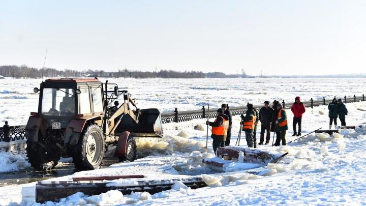 «Можно было предотвратить»: губернатор решил найти виновника зимнего паводка в Ярославской области