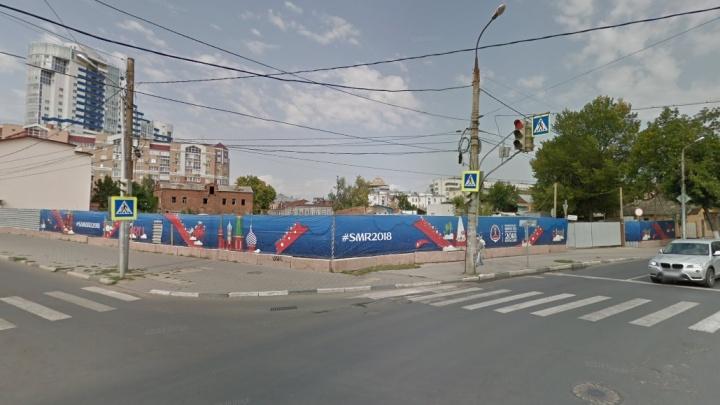Подыщут место для высотки: «Трансгрузу» доверили судьбу квартала у Самарской площади