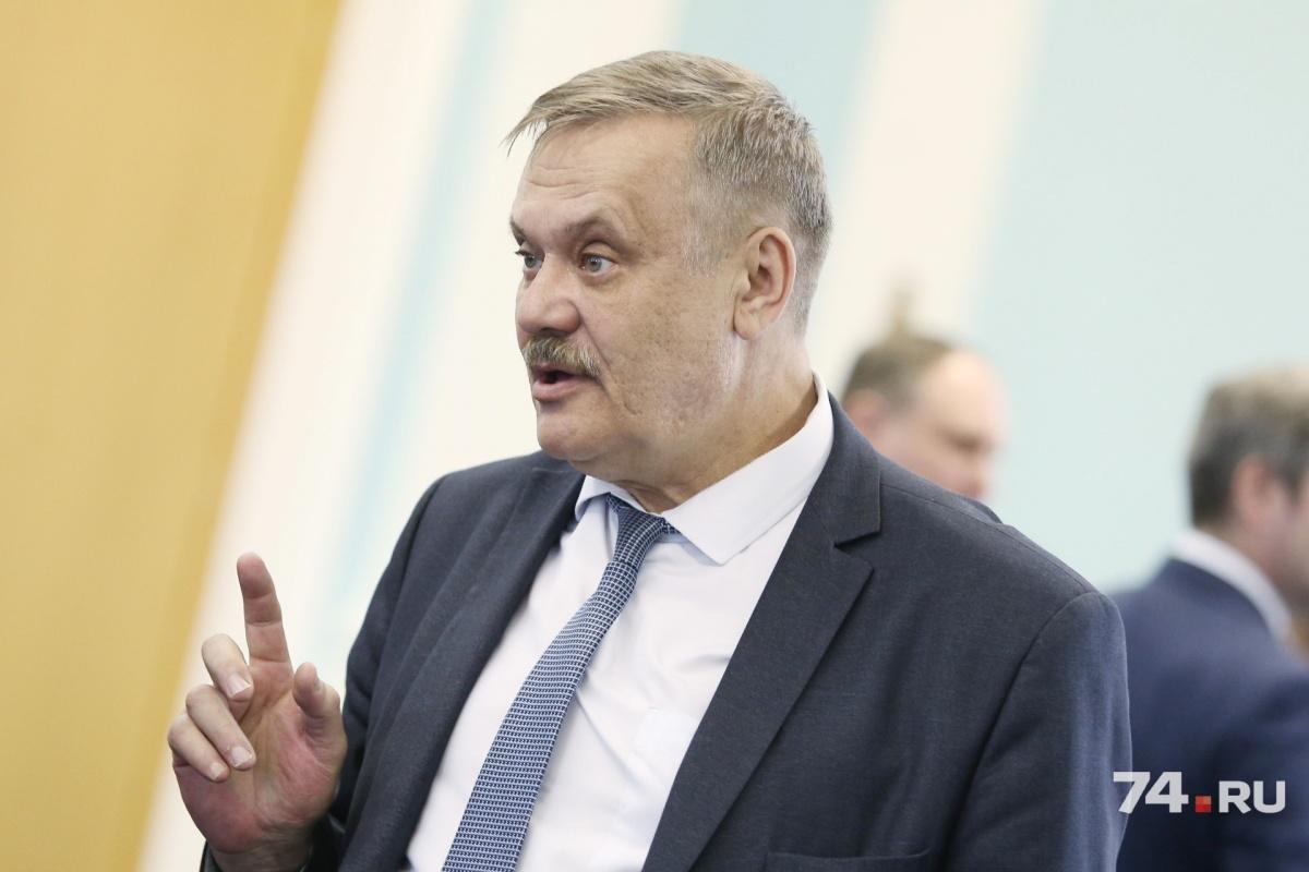 По словам министра, отсутствие мусорных станций грозит для челябинцев высокими тарифами