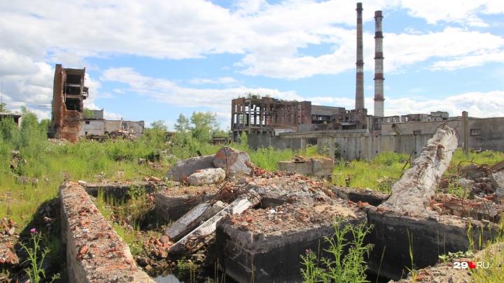 Маймаксанская Припять: гуляем по заброшенному Гидролизному заводу в Архангельске