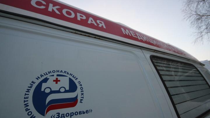 Трех пострадавших при пожаре в Татарстане перевели в реанимацию больницы в Уфе