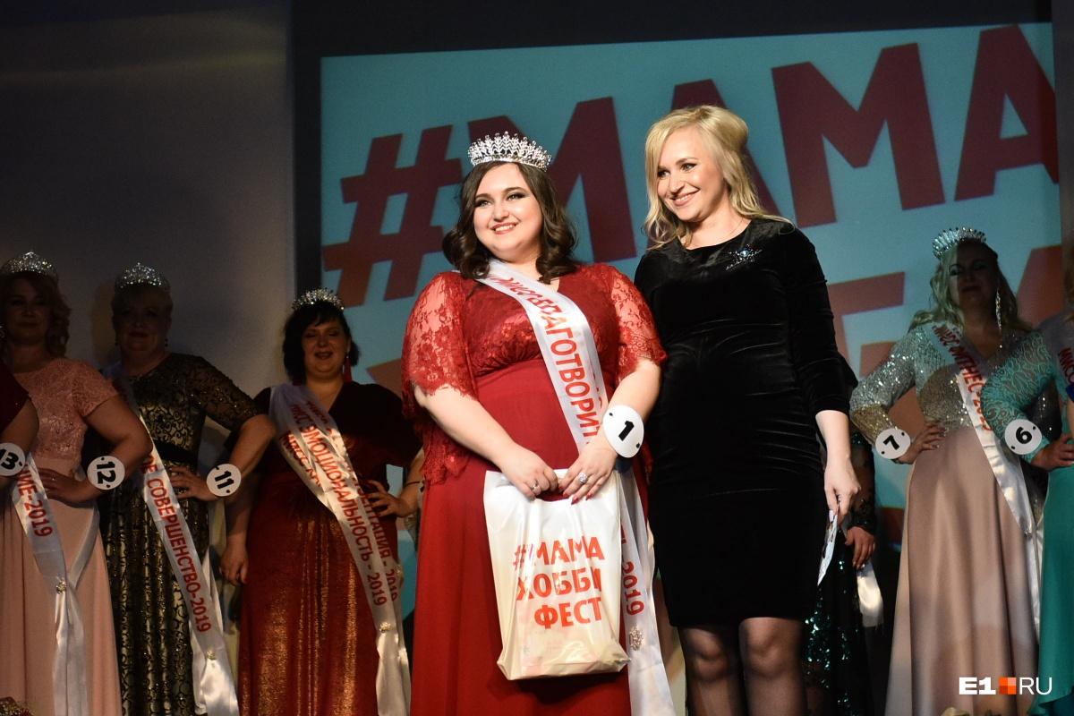 Жюри выбрало победительниц в нескольких номинациях