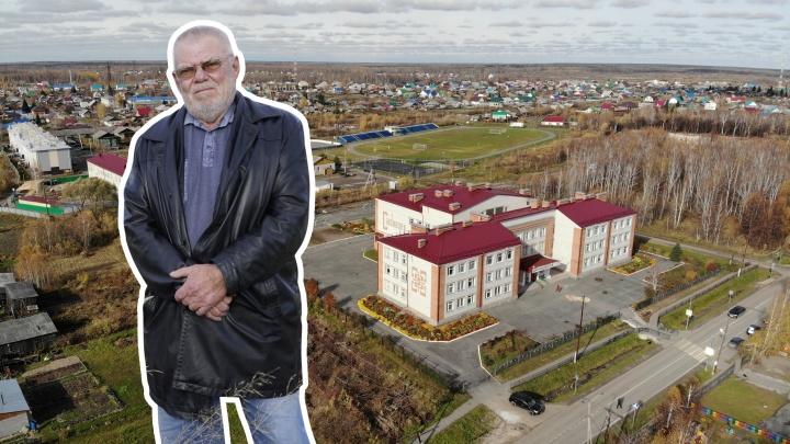 Как общественник в одиночку пытается сделать так, чтобы в Ярково всё работало по закону
