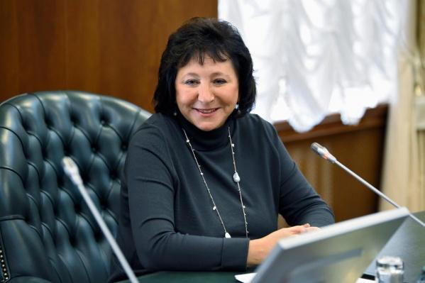 Наталья Шевчик попала в органы власти прямиком изЦентрального РК КПСС