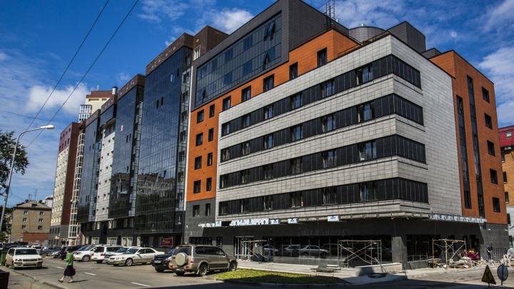 На «Маршала Покрышкина» построили апартаменты и квартиры для обманутых дольщиков