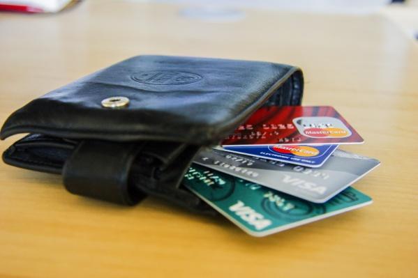 За год темпы выдачи кредитных карт в Новосибирской области выросли на 14,5%