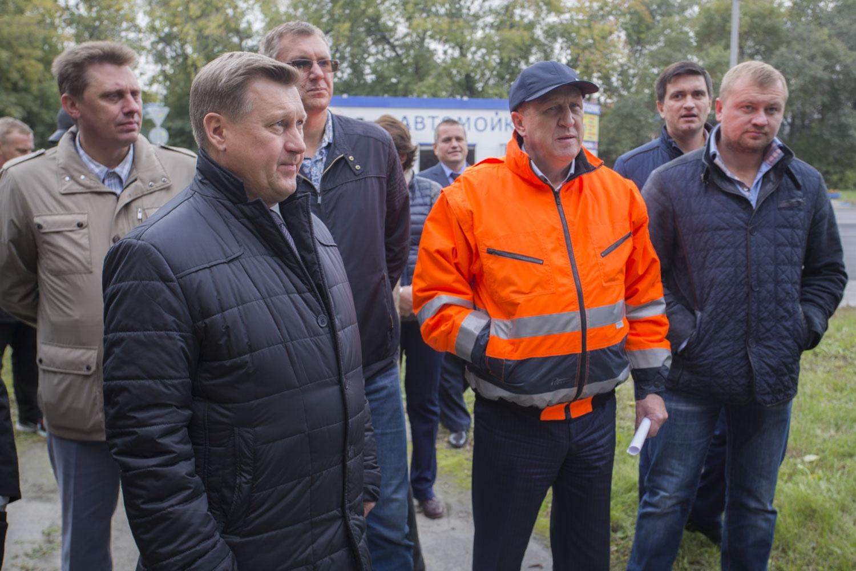Теперь по проекту«Безопасные и качественные дороги» в этом году осталось ввести только улицу Шлюзовую
