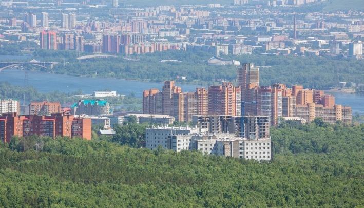 Депутаты отказались запрещать строительство небоскребов в Красноярске