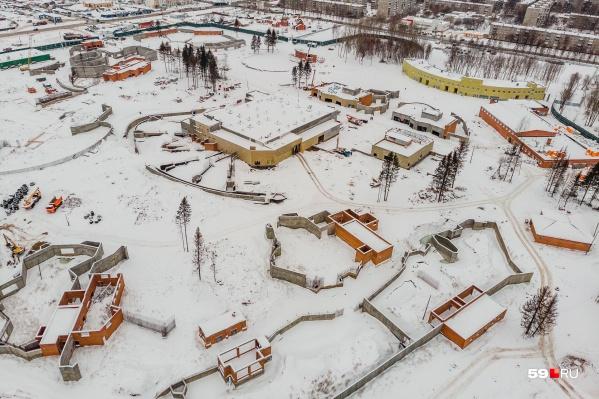 Губернаторы меняются, стройка всё идёт. Дмитрий Жебелев задается вопросом: а нужен ли он вообще?