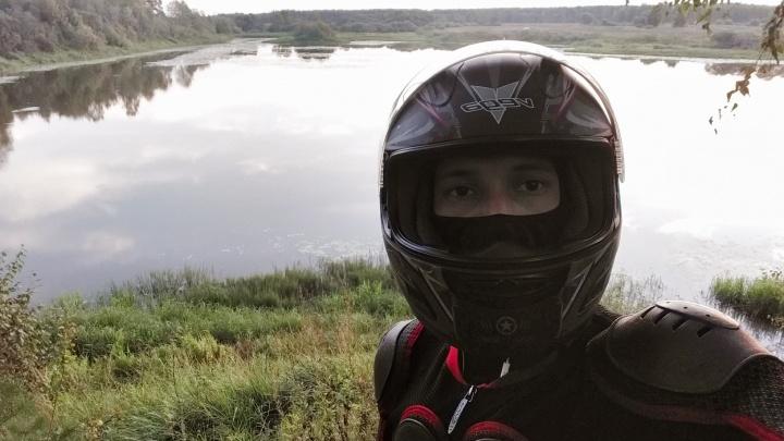 28-летний мотоциклист, сбитый «Мерседесом», умер в больнице
