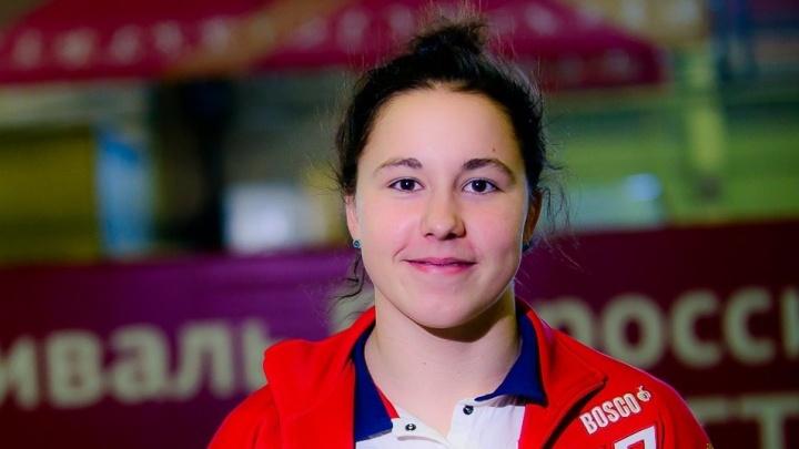 Красноярская спортсменка взяла золото на чемпионате Европы по плаванию