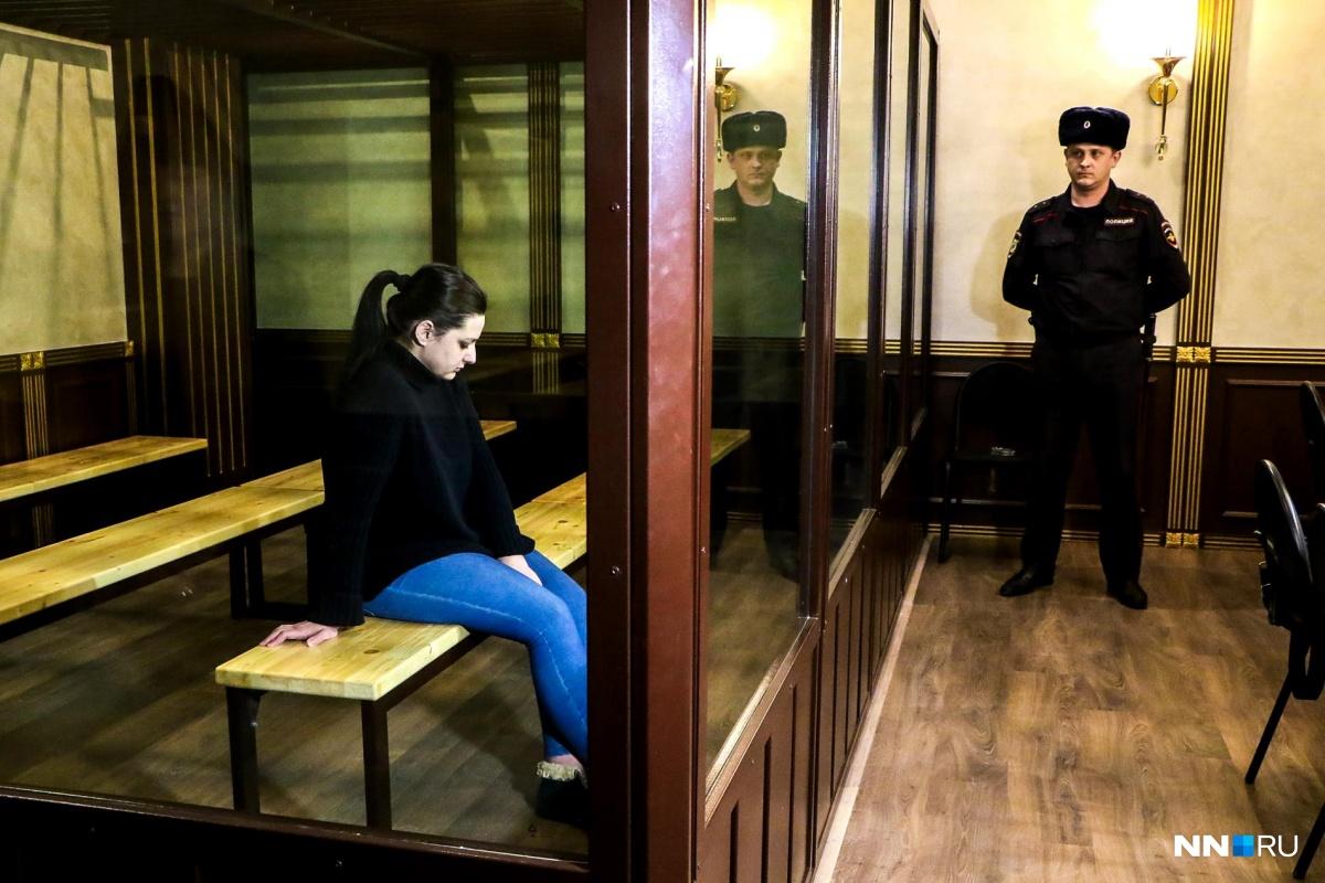 Елена Каримова расплакалась в суде