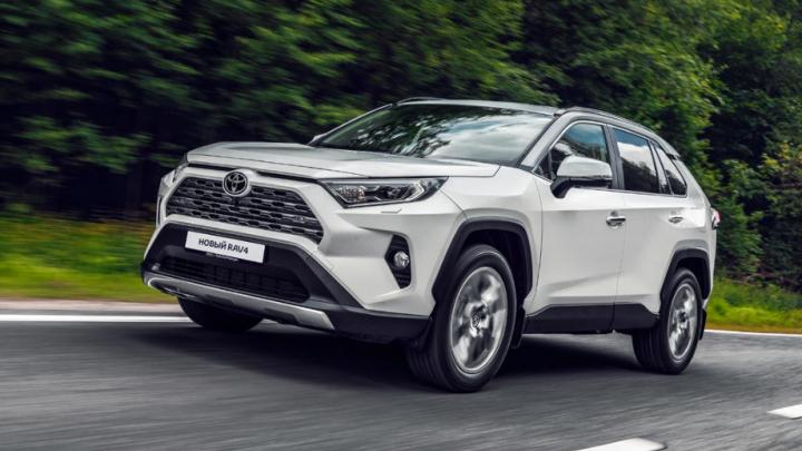 Toyota поставила на новый RAV4 полный привод с возможностями джипа