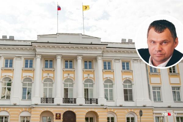 Самым богатым депутатом Ярославской областной думы оказался Михаил Никешин