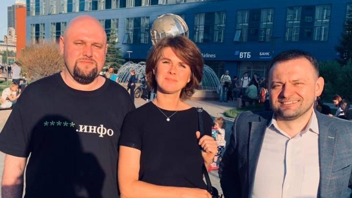 В мэры Новосибирска выдвинулся гендиректор агентства недвижимости и историк
