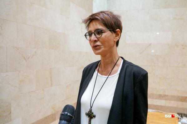 Мастер-класс Ирины Хакамады состоялся в ДК имени Гагарина