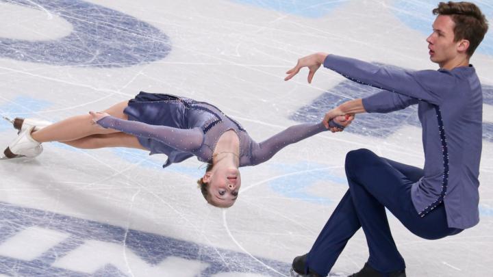 «Не было равных»: российские фигуристы завоевали первые медали на Гран-при в Челябинске