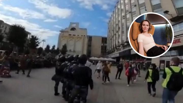 Режиссёр красноярского театра со звёздами шоу-бизнеса поддержала осуждённого за митинг в Москве
