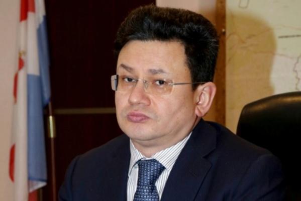 Алмаз Закиев был отстранен от должности в 2016 году