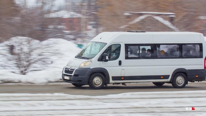 В Самаре на Крещение продлят работу автобусов