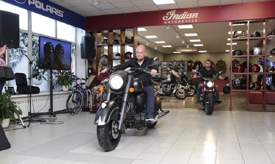 Рокот американских мотоциклов заполнит улицы города