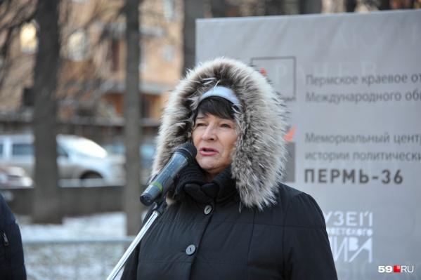 В прошлом году в акции участвовала экс-омбудсмен Татьяна Марголина