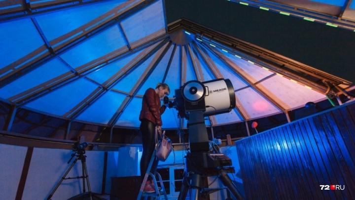В конце июня тюменцы смогут увидеть в небе неуловимый Меркурий