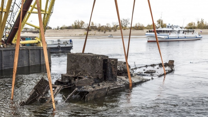 Росприроднадзор обоснует признание незаконным подъём БК-31 и планы сдать его на металлолом