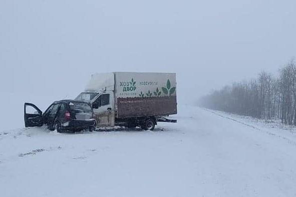 Водитель отечественного автомобиля скончался