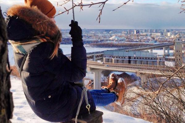 Пожалуй, одна из лучших смотровых площадок в Нижнем Новгороде