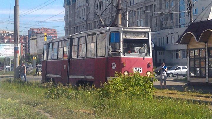 Омичей предупредили об отмене двух трамвайных маршрутов на 3 дня