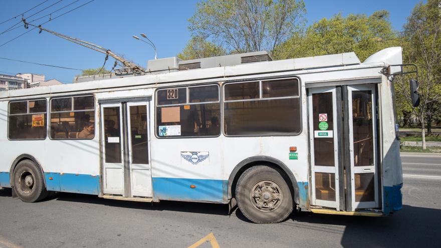 В Ростове восстановят три троллейбусных маршрута