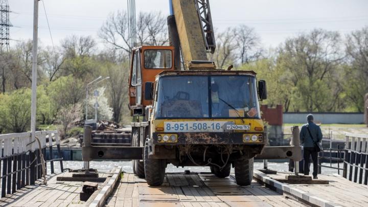 В Ростове в конце мая закроют движение на Зеленый остров