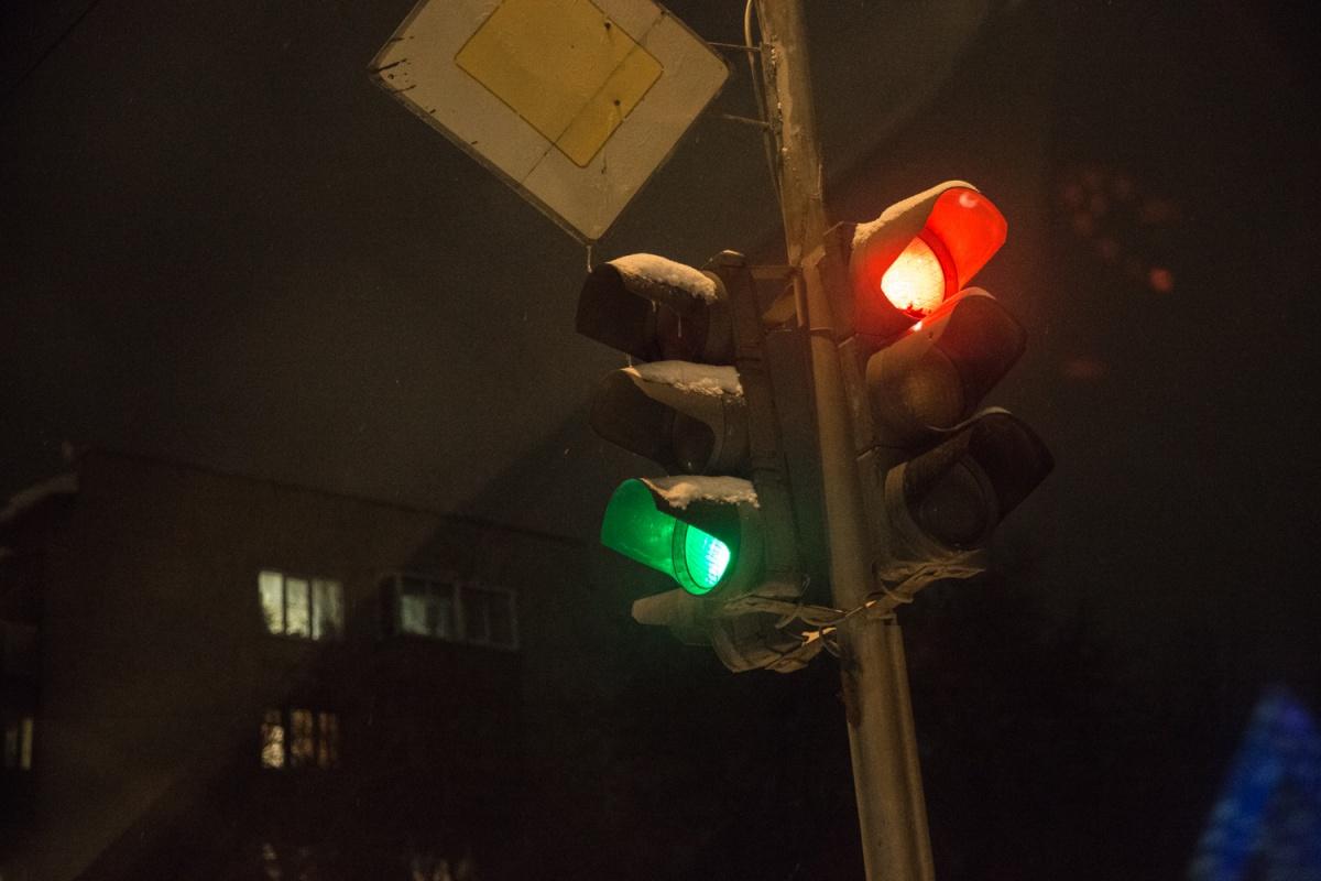 В СМЭУ информацию о неработающих светофорах подтвердили