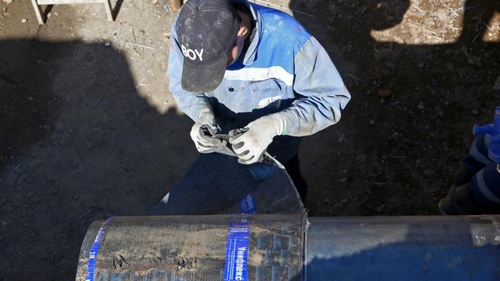 В Уфе более сотни домов останутся без воды