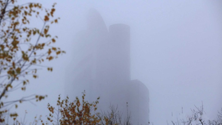 Из-за тумана в Башкирии объявили штормовое предупреждение