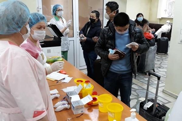 По словам медиков, подозрения на коронавирус у изолированных граждан из КНР не подтвердились